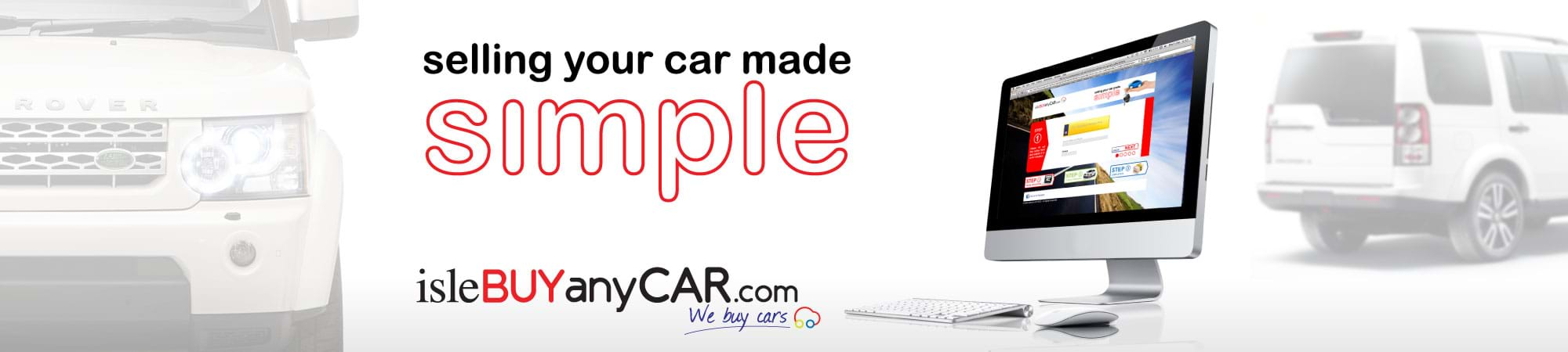 isleBUYanyCAR.com Selling your car made simple