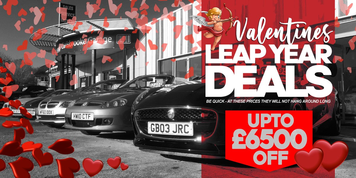 Used Cars for Sale Isle of Wight Valentine Leap Year Deals - Sixers Group Desktop